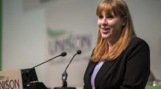 Angela Rayner MP speaking