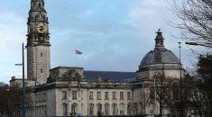 Photo of Cardiff city hall